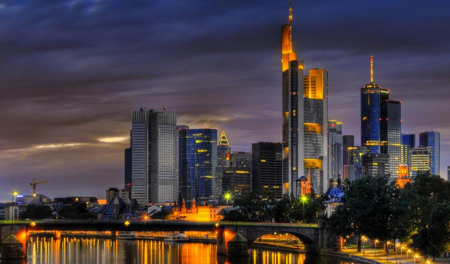 STM Frankfurt Conference, October 9, 2018