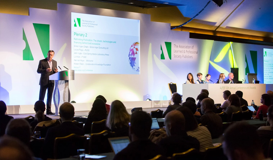 Association of Learned & Professional Society Publishers Annual Conference